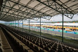 F1 Starting Grid 2020 Hungarian Grand Prix