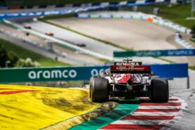 Press Conference Scheduel 2021 Styrian F1 GP
