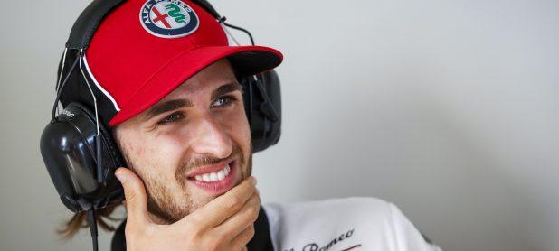 Giovinazzi not focused on current Vettel seat at Ferrari