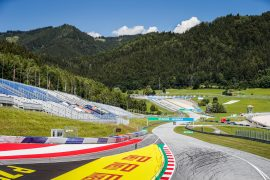 1st Free Practice Fastest Lap Times 2020 Styrian F1 GP (FP1)