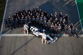 'Open the Doors' - AlphaTauri's F1 Documentary Film