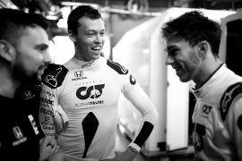 Kvyat & Gasly British Grand Prix Preview