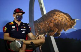 Angry Verstappen says he still can win the title