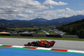 300 Races for Red Bull Racing in Formula 1!