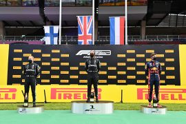 2020 Styrian Grand Prix Race Results