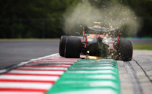 Albon says new RB16B to solved last years handling problems