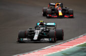 Vettel says Mercedes cruising to 2020 title