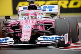FIA to consider 'pink Mercedes' protest on Wednesday