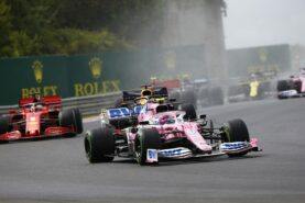 Ferrari expected to drop 'pink Mercedes' appeal