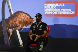 Hamilton insists he is not distracted by political activism