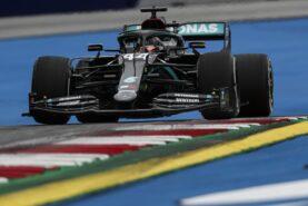 2nd Free Practice Fastest Lap Times 2020 Austrian F1 GP FP2