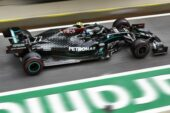 Wolff admits new livery may increase overheating