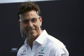 Wolff suggests Mercedes seat unlikely for Vettel