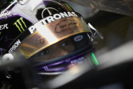 Hamilton to not race Sakhir GP after tested positive for COVID-19