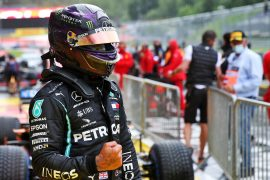 In the pit lane - F1 races to Africa?
