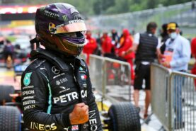 Hamilton contract uncertainty to be clear at carlaunch next month