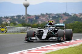 Third Free F1 Practice Results 2020 Hungarian GP