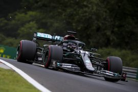 F1 Qualifying Results 2020 Hungarian Grand Prix