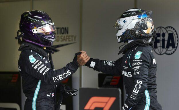 Bottas: Hamilton's contract talks 'more complicated'