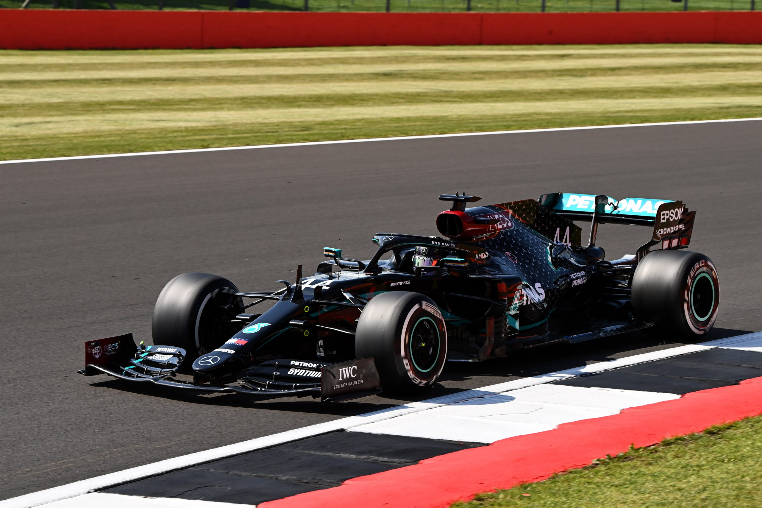 F1 Qualifying Results 2020 British GP & Pole Position Time