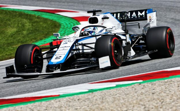 Go behind-the-scenes for Jack Aitken's F1 debut