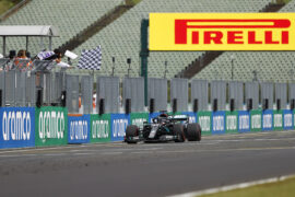 Lewis Hamilton wins on the Hungaroring for the 8 time