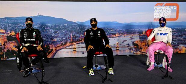 Post F1 Quali Press Conference 2020 Hungarian GP
