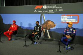 Drivers Press Conference Transcript 2020 Austrian Grand Prix