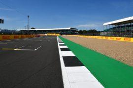 F1 Starting Grid 2020 British Grand Prix Race on Silverstone