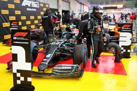 Qualifying Results 2020 Styrian F1 GP