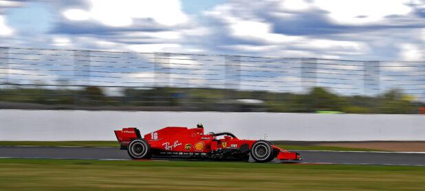 Title sponsor to return to Ferrari livery this season?