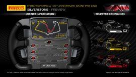 Infographic 70th Anniversary F1 Grand Prix