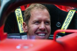 2020 won't be Vettel's last visit to Spa