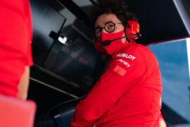 Ferrari boss Binotto to skip next race in Turkey