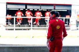 Binotto no longer Ferrari technical boss