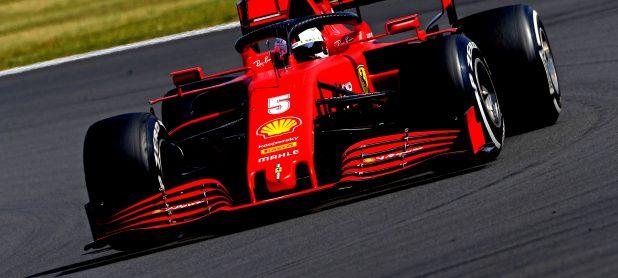 Vettel to get new Ferrari chassis for Barcelona