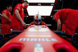 Binotto: Vettel disappointed to be leaving Ferrari