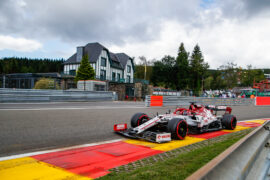 Spa eyeing full house at this year's Belgian GP