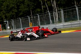 Leclerc: Monza could be even 'worse' for Ferrari