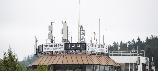 Spa to replace asphalt run-off with gravel traps