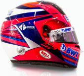 2020 helmet Sergio Perez