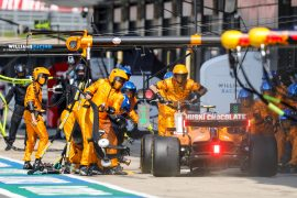 McLaren Unboxed | Home Again | F1 70