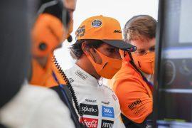 Sainz reveals Renault engine problem
