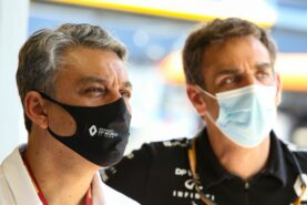 Abiteboul: Renault CEO 'reassuring' about F1 future