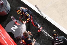 70th Anniversary Grand Prix Results