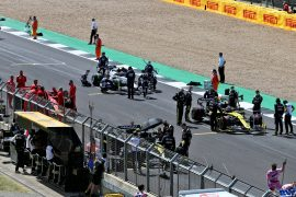 Todt 'concerned' about F1's ongoing corona crisis