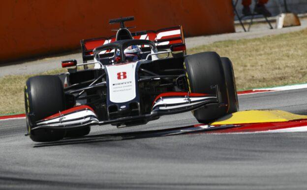 Steiner: No final Haas test for Grosjean