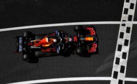 A crazy final lap at the British Grand Prix