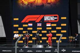 2020 British Grand Prix Results