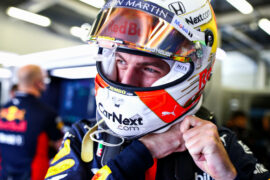 Verstappen not 'frustrated' with 2020 season